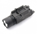 Tactical flashlight, M3, black, ACM