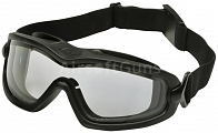 Tactical goggles, SWAT, clear, ASG