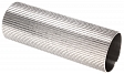 Polished stainless steel cylinder M16, grooved, SHS
