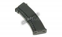 Magazine, AK105, low-cap, 77rd, Classic Army