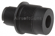 Silencer adaptor for VSR-10, PDI