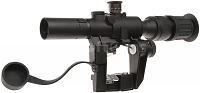 Riflescope, 4x24 PSO-1, ACM