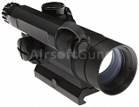 Red dot sight, Aimpoint M4 1x30, killflash, ACM