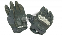 Tactical gloves OPS, black, M, Oakley