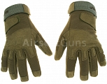 Tactical gloves SOLAG, OD, M, Blackhawk