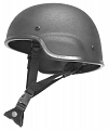 Helmet MICH 2000, black, hardware, ACM