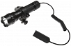 Tactical flashlight, mount ring, external switch, UltraFire