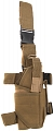 Universal holster, TAN, ACM