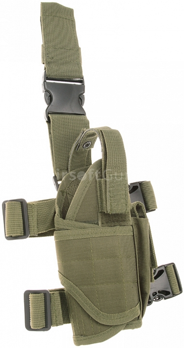 Universal holster, OD, ACM