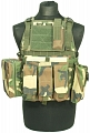 Plate carrier MPS, woodland, ACM