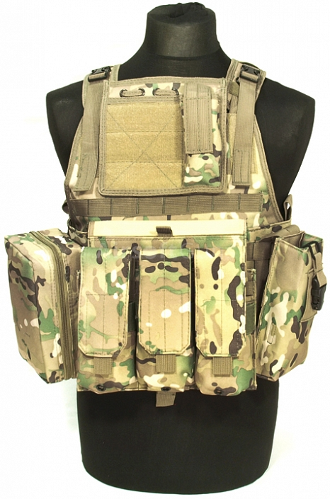 Plate carrier MPS, multicam, ACM