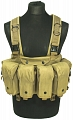 Chest rig tactical, TAN, ACM