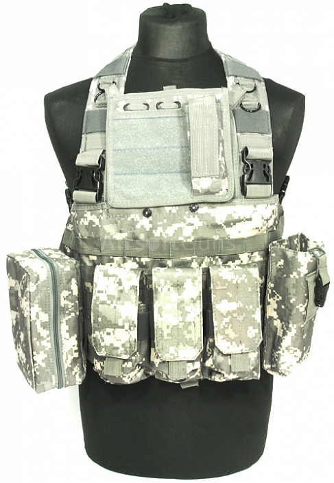 Chest rig Recon, ACU, ACM