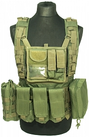 Chest rig Commander, OD, ACM