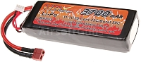 Battery, Li-Pol, 11.1V, 3700mAh, 25C, VB Power