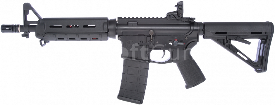Magpul MOE M4 CQB, black, upgrade version, G&P
