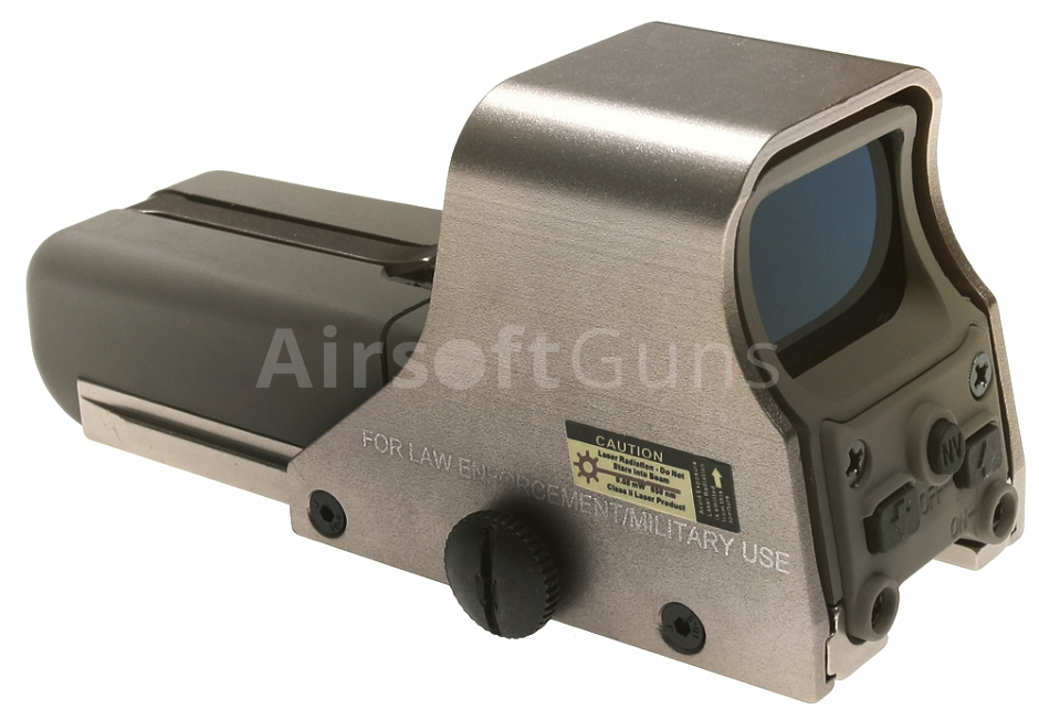 Red dot sight, EOTech Holographic 552, TAN, ACM