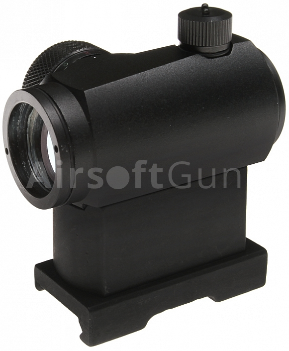 Red dot sight, Aimpoint Micro T-1, high mount QD, ACM