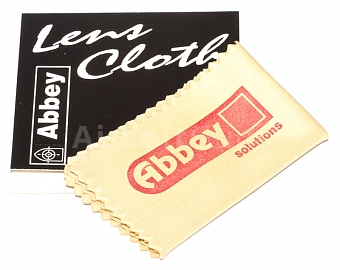 Cleaning cloth for glasses, Abbey