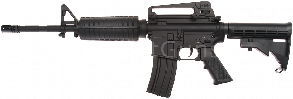 Durable Custom M4A1, 130m/s, AirsoftGuns, BY-036, BI-3681M