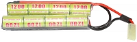 Battery, CQB, 9.6V, 1200mAh, D-Boys