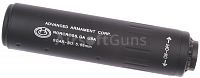 Silencer, AAC, 155x38, with flash hider, SHS