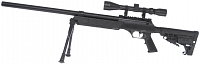 SR-13D, black, bipod, scope, Well, MB13D