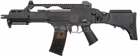 H&K G36CV, blowback, black, Umarex