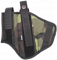 Double side belt holster PLUS, camouflage, Dasta