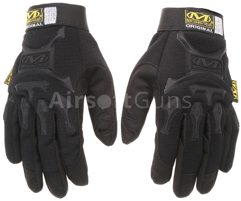 Tactical gloves M-Pact, black, XL, Mechanix