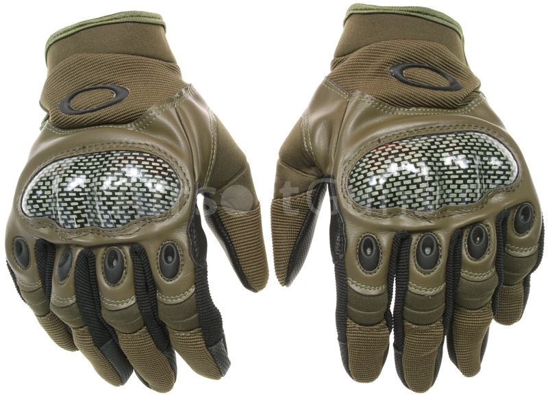 Tactical gloves SI Assault, OD, XL, Oakley