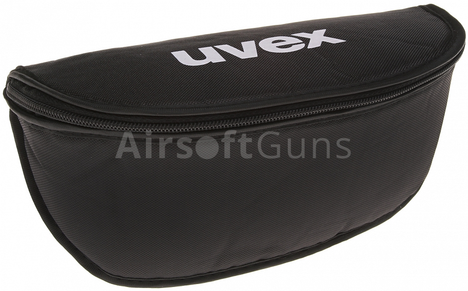 Protective case for glasses, Uvex