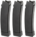 Magazine, CZ Scorpion EVO 3 A1, low-cap, 75rd, 3pcs, ASG