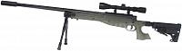 L96-14D, OD, bipod, scope, Well, MB14D