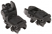 Folding sight, MBUS gen.1, black, Magpul PTS