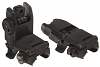 Folding sight, MBUS gen.2, black, Magpul PTS