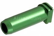 Aluminum air nozzle, TM M14, 21.5mm, SHS