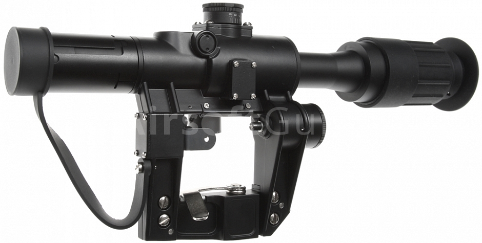 Riflescope, 4x24, PSO-1M2, ACM