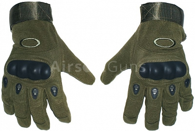 Tactical gloves FPG, OD, XL, Oakley