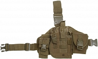Tactical leg panel, SWAT, TAN, ACM