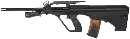 Steyr AUG A2, Top Rail, black, APS, KU901