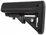 Stock MK18, without tube, black, ACM
