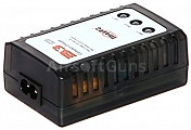 B3 Compact smart charger, small, Li-Pol, adapter, iMaxRC