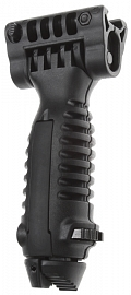 Tactical foregrip, FAB T-POD G1, black, ACM