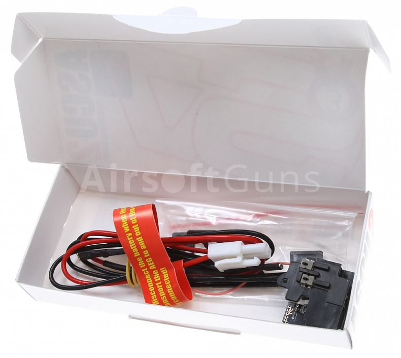 ASCU Gen.4 for gearbox v. 2, Airsoft Syst.
