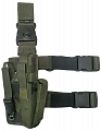 Tactical holster, PARA, camouflage, Dasta