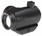 Red dot sight, Aimpoint Micro T-1, low base, ACM