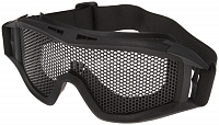 Tactical goggles Locust, mesh, mod.O, black, ACM