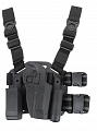 Tactical holster, Beretta M92 CQC, black, Blackhawk