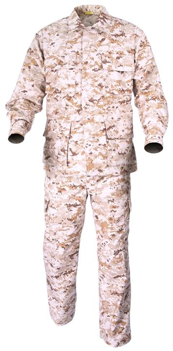 5a2428135 Complete US BDU uniform, digital desert, M, ACM | AirsoftGuns